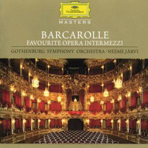 Neeme Jarvi的專輯Barcarolle - Favourite Opera Intermezzi