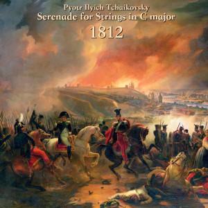 Album Tchaikovsky: Serenade for Strings in C major|1812 from Gothenburg Symphony Chorus