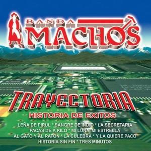 Album Trayectoria from Banda Machos