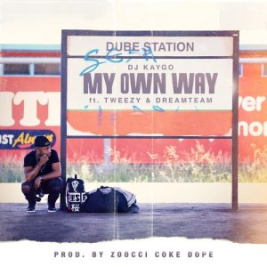 Album My Own Way from Dj Kaygo