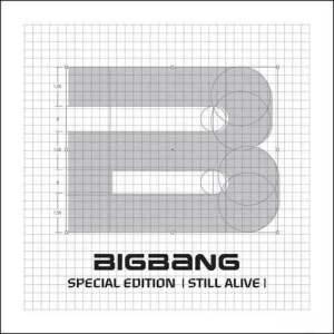 BIGBANG的專輯Special Edition 'Still Alive'