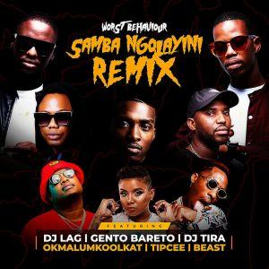 Album Samba Ngolayini Remix Single from Worst Behaviour