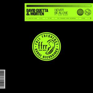 David Guetta的專輯Never Be Alone (feat. Aloe Blacc)