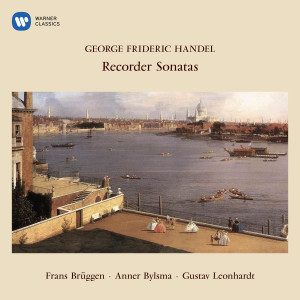 Album Handel: Recorder Sonatas from Gustav Leonhardt