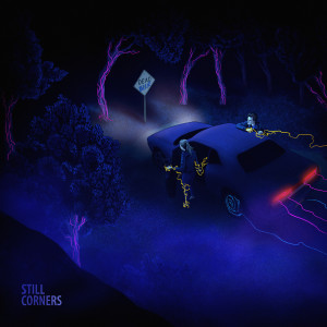 Album Dead Blue from Still Corners