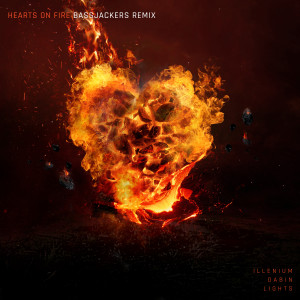 Album Hearts on Fire (Bassjackers Remix) from ILLENIUM