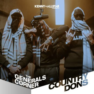 Kenny Allstar的專輯The Generals Corner (Country Dons) (Explicit)
