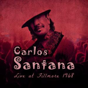 Album Live at Fillmore 1968 from Carlos Santana