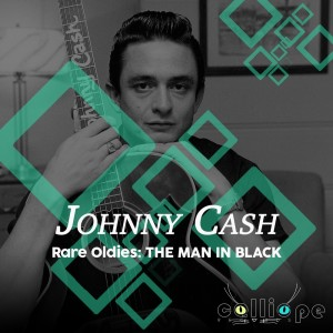 Album Rare Oldies: The Man in Black from Johnny Cash