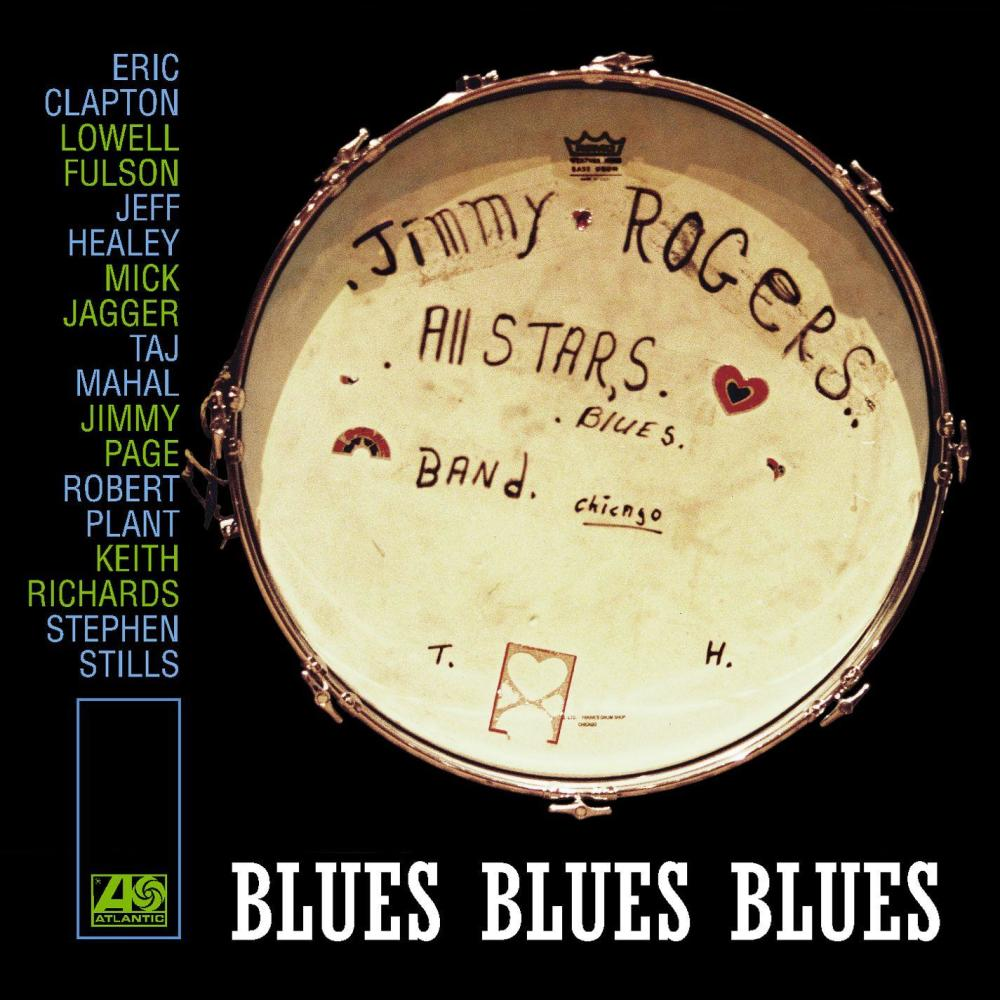 Ev'ry Day I Have the Blues 1998 The Jimmy Rodgers All Stars