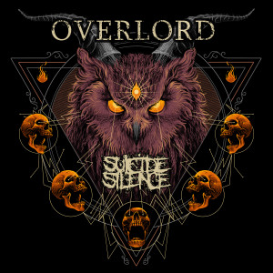 Album Overlord from Suicide Silence
