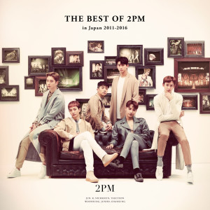 2PM的專輯THE BEST OF 2PM in Japan 2011-2016
