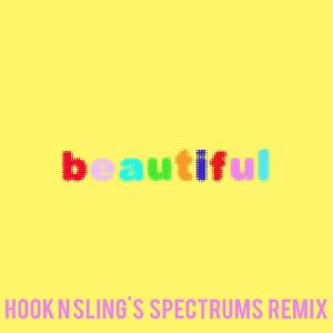 Bazzi的專輯Beautiful (Bazzi vs. Hook N Sling's Spectrums Remix)