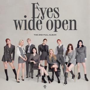 Album Eyes Wide Open from TWICE