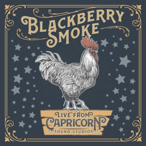 Album Live From Capricorn Sound Studios from Blackberry Smoke