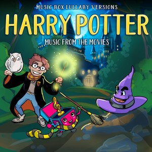 Album Harry Potter: Music from the Movies (Music Box Lullaby Versions) from Melody the Music Box