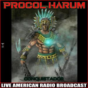 Album Conquistado from Procol Harum