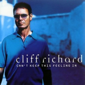 Cliff Richard的專輯Can't Keep This Feeling In