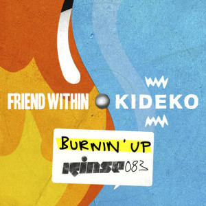 Album Burnin' Up from Friend Within