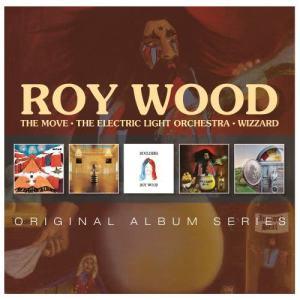 Album Original Album Series from Roy Wood