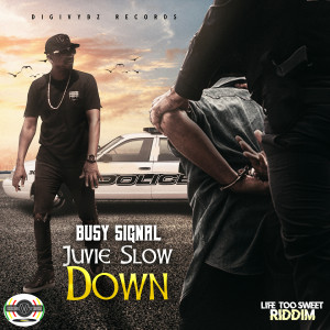 Album Juvie Slow Down from Busy Signal