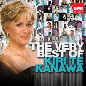 Album The Very Best of Kiri Te Kanawa from Dame Kiri Te Kanawa