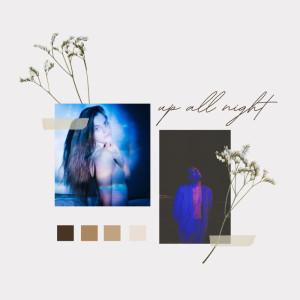 Album up all night from Mikhaela Faye