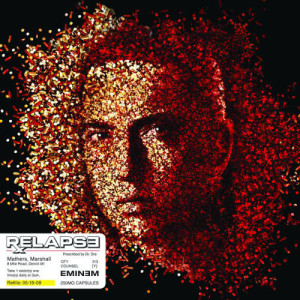 Eminem的專輯Relapse [Deluxe]
