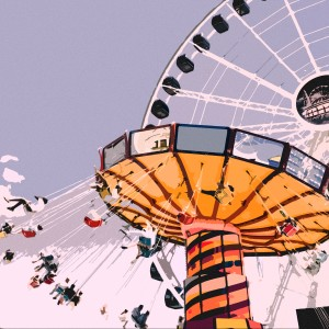 George Benson的專輯Amusement Park