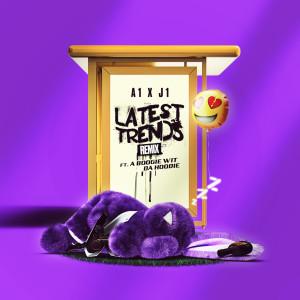 A Boogie Wit Da Hoodie的專輯Latest Trends (Remix) (Explicit)