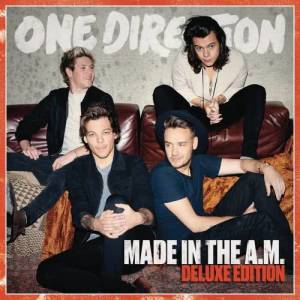 One Direction的專輯Made In The A.M. (Deluxe Edition)