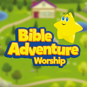 Album Bible Adventure Worship from LifeKids