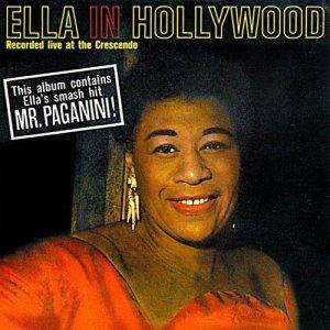 Ella Fitzgerald的專輯Ella in Hollywood (Remastered)