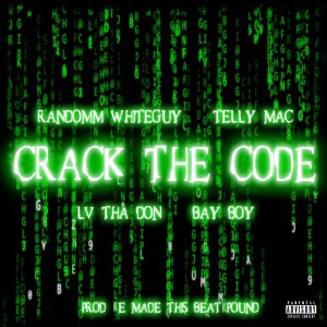Album Crack the Code from Telly Mac