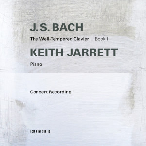 Album J.S. Bach: The Well-Tempered Clavier, Book I from Keith Jarrett