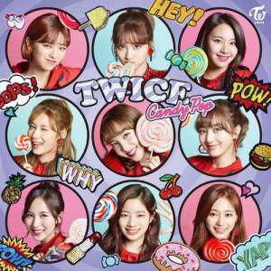 TWICE的專輯Candy Pop
