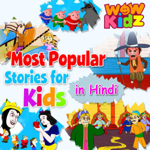 WowKidz的專輯Most Popular Stories for Kids (In Hindi)