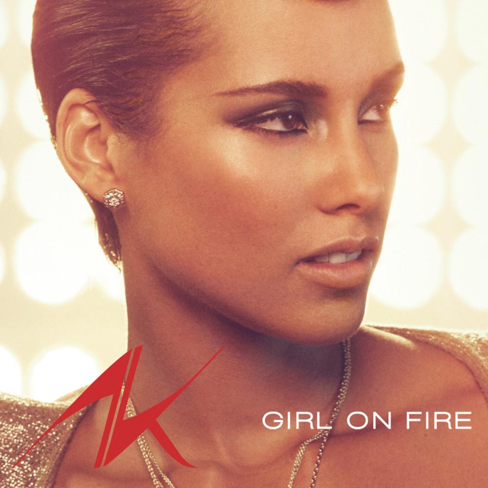 Girl On Fire (Main Version) 2012 Alicia Keys