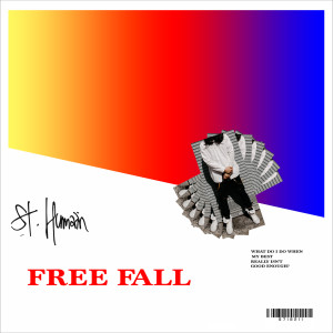 Album Free Fall from St. Humain