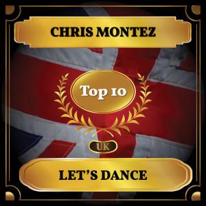 Album Let's Dance (UK Chart Top 10 - No. 2) from Chris Montez
