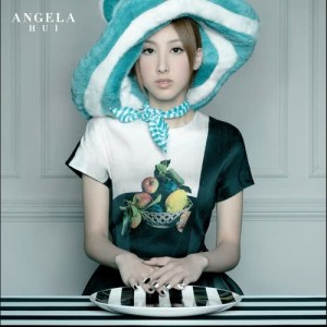 許靖韻的專輯Angela