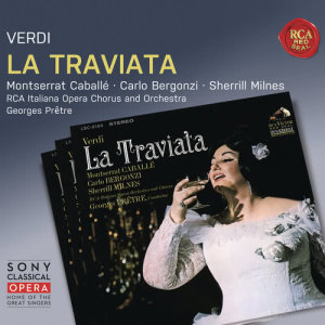 收聽Georges Pretre的La Traviata: Act II: Ah, dite alla giovine歌詞歌曲