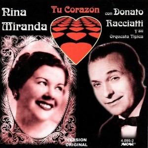 Album Tu Corazón from Nina Miranda