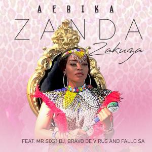 Album Afrika from Zanda Zakuza