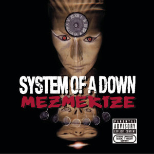 Album Mezmerize from System of A Down