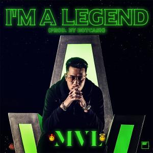 Album I'M A LEGEND from MVL