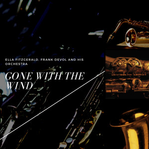 Album Gone With the Wind from Frank DeVol and His Orchestra