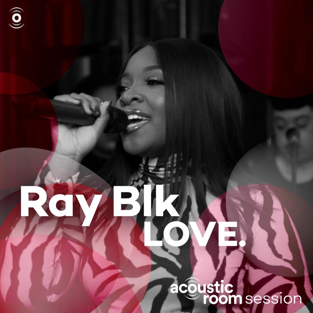 LOVE. 2018 Ray BLK