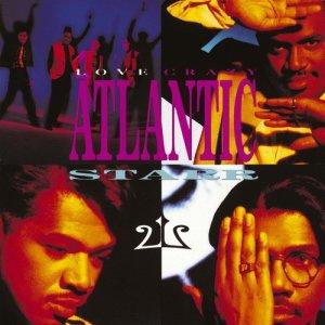 Album Love Crazy from Atlantic Starr