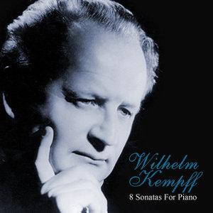 Wilhelm Kempff的專輯8 Sonatas For Piano